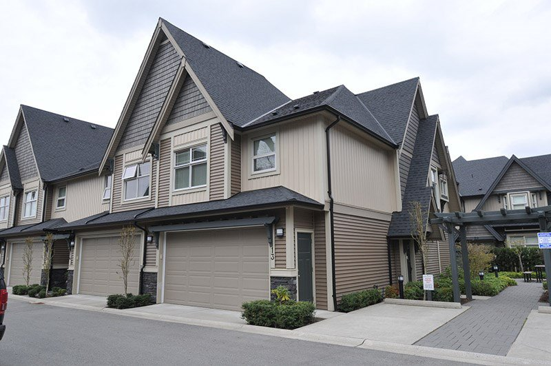 Main Photo: 13 19095 MITCHELL Road in Pitt Meadows: Central Meadows Townhouse for sale : MLS®# R2362085