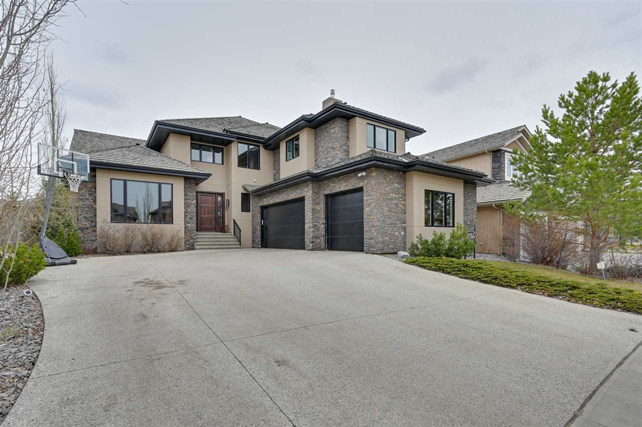 Main Photo: 5053 MCLUHAN Road in Edmonton: Zone 14 House for sale : MLS®# E4155301