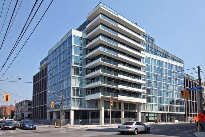 Main Photo: 722 1190 E Dundas Street in Toronto: South Riverdale Condo for lease (Toronto E01)  : MLS®# E4442402