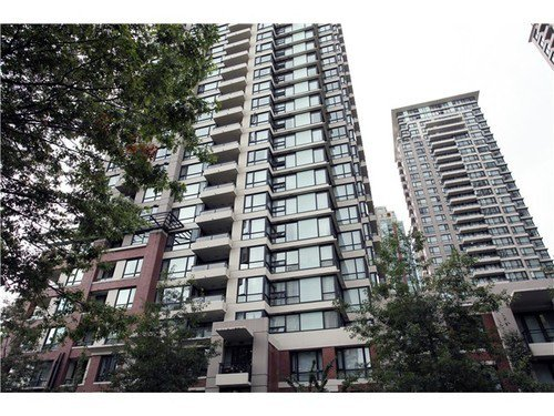 Main Photo: 1505 977 MAINLAND Street in Vancouver West: Yaletown Home for sale ()  : MLS®# V1024946