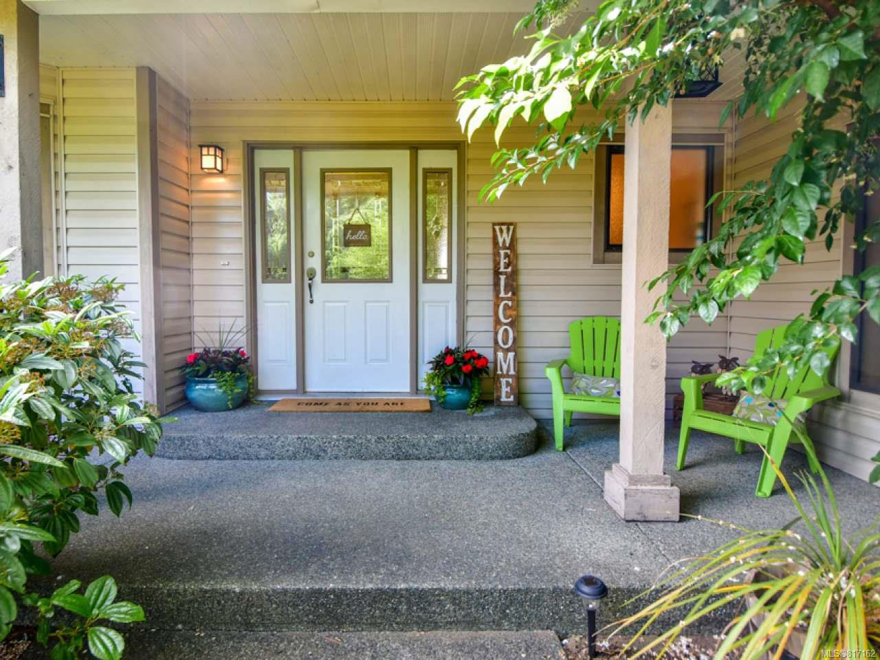 Main Photo: 2502 Greystone Pl in CAMPBELL RIVER: CR Willow Point House for sale (Campbell River)  : MLS®# 817162