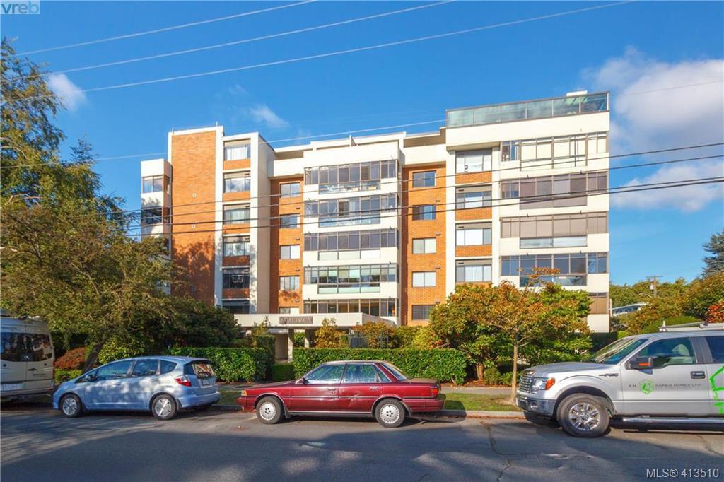 Main Photo: 302 420 Linden Ave in VICTORIA: Vi Fairfield West Condo for sale (Victoria)  : MLS®# 820001