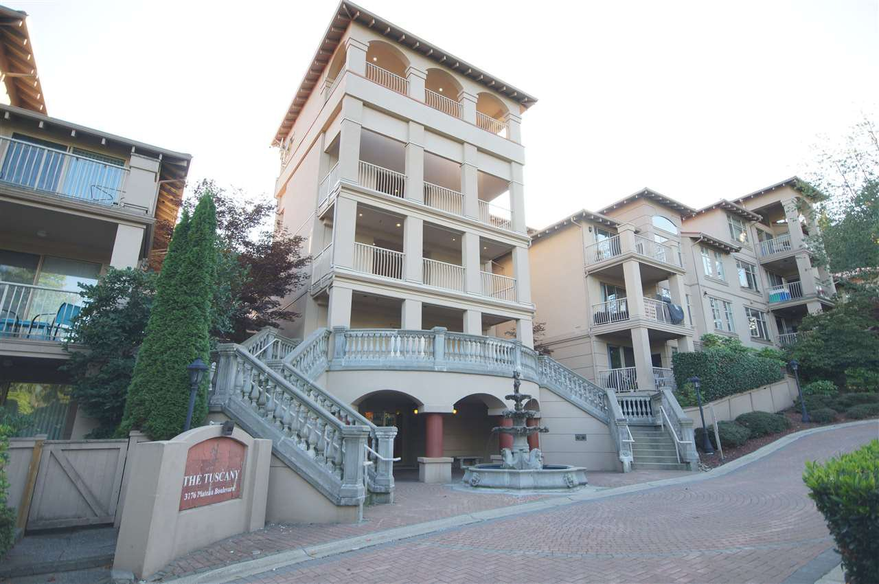 Main Photo: 407 3176 PLATEAU BOULEVARD in Coquitlam: Westwood Plateau Condo for sale : MLS®# R2400698