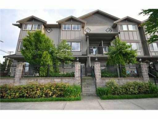 Main Photo: 4 3139 SMITH AV, Central BN, Burnaby North, BC, V5G 2S8 in Burnaby North: Central BN Residential Attached for sale : MLS®# V886082