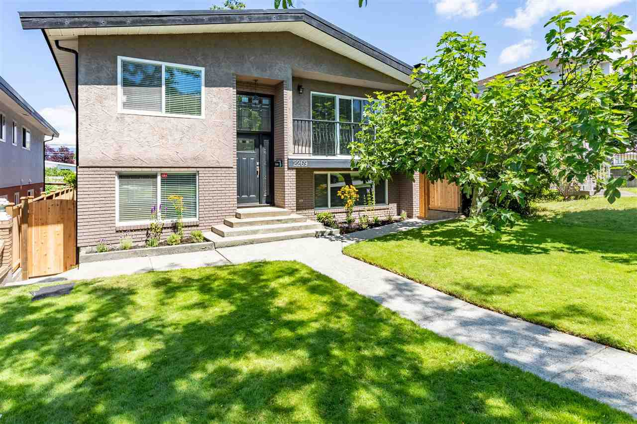 Main Photo: 2269 E 40TH Avenue in Vancouver: Victoria VE House for sale (Vancouver East)  : MLS®# R2475133