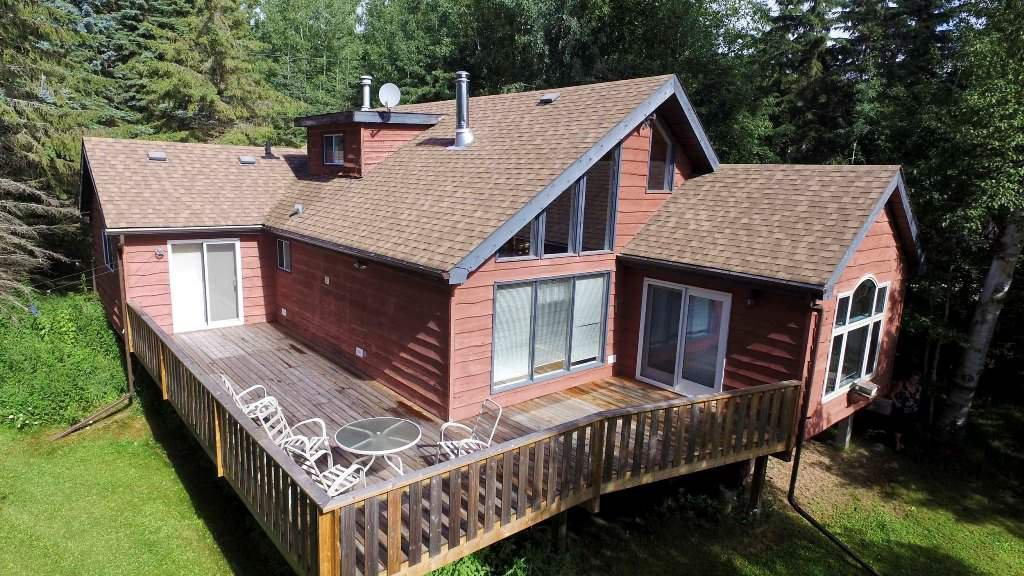 Main Photo: 206 3215 Twp Rd 574: Rural Lac Ste. Anne County Cottage for sale : MLS®# E4207257