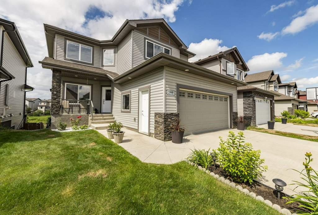 Main Photo: 1448 HAYS Way in Edmonton: Zone 58 House for sale : MLS®# E4207669