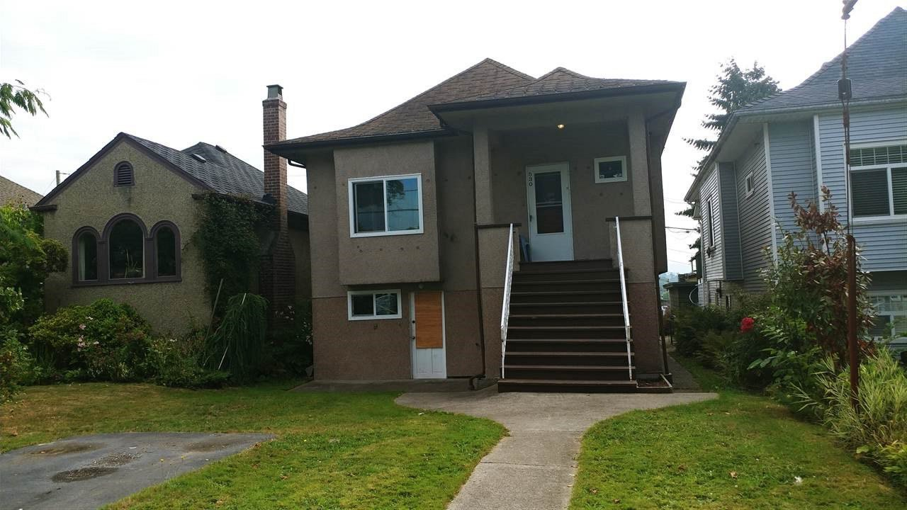 Main Photo: 530 KASLO Street in Vancouver: Renfrew VE House for sale (Vancouver East)  : MLS®# R2496454