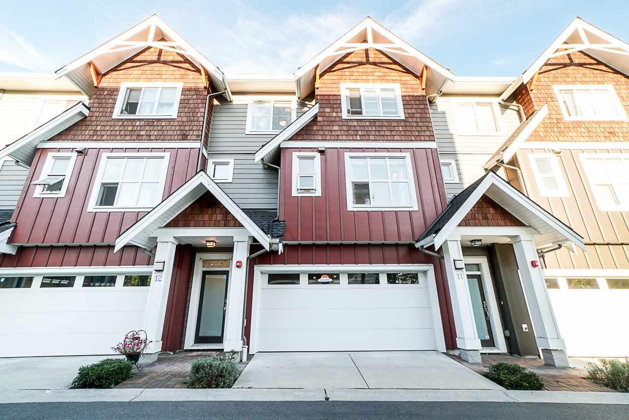"Main Photo: 12 2150 SALISBURY Avenue in Port Coquitlam: Glenwood PQ Townhouse for sale in ""Salisbury Walk"" : MLS®# R2510200"