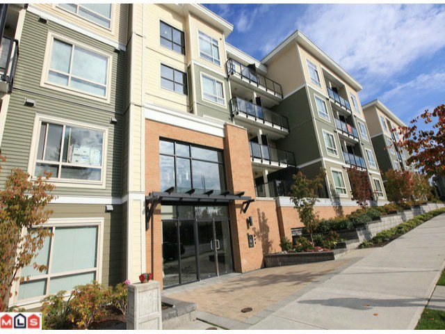 "Main Photo: 318 13789 107A Avenue in Surrey: Whalley Condo for sale in ""Quattro 2"" (North Surrey)  : MLS®# F1126555"