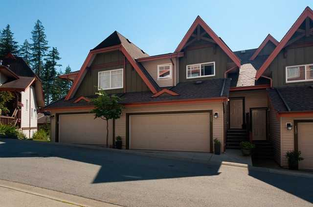 Main Photo: 121 2000 Panorama Drive in Port Moody: Heritage Woods PM Townhouse for sale : MLS®# V910387