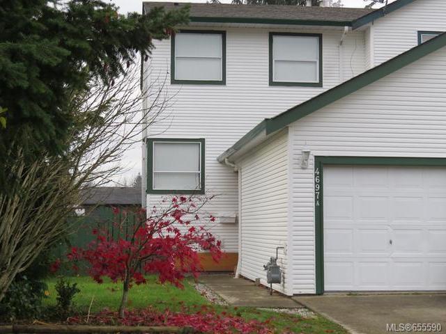 Exterior- single garage
