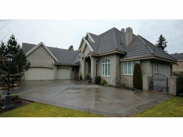 "Main Photo: 12495 55TH Avenue in Surrey: Panorama Ridge House for sale in ""PANORAMA RIDGE"" : MLS®# F1403222"