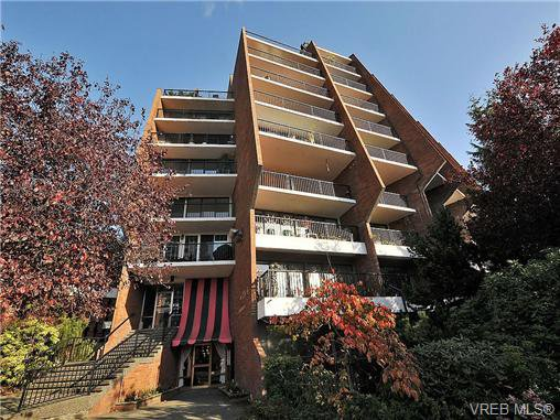 Main Photo: 506 777 Blanshard St in VICTORIA: Vi Downtown Condo for sale (Victoria)  : MLS®# 663714