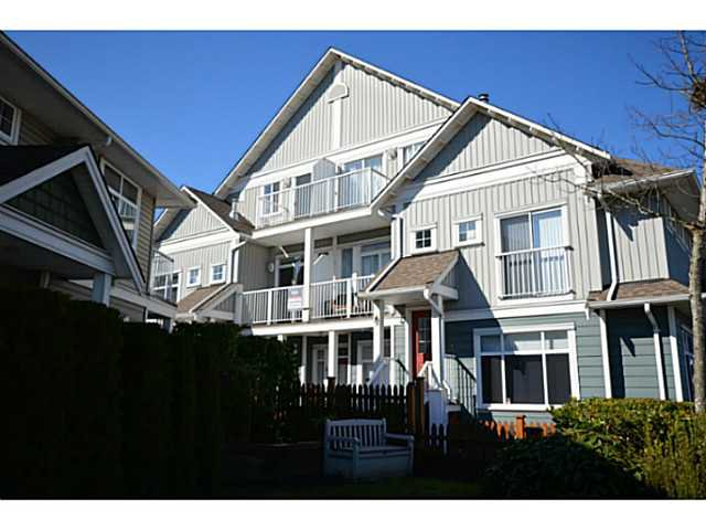 "Main Photo: 49 6300 LONDON Road in Richmond: Steveston South Townhouse for sale in ""MCKINNEY CROSSING"" : MLS®# V1051731"