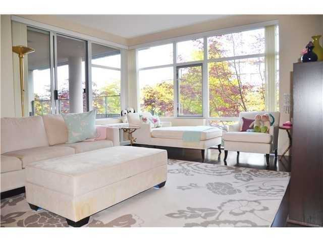 """Photo 2: Photos: 213 6015 IONA Drive in Vancouver: University VW Condo for sale in """"CHANCELLOR HOUSE"""" (Vancouver West)  : MLS®# V1052273"""