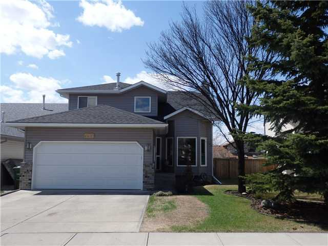 Main Photo: 596 MEADOWBROOK Bay SE: Airdrie Residential Detached Single Family for sale : MLS®# C3615313