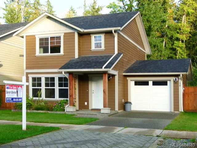 Main Photo: 16 1120 Evergreen Road Campbell River Real Estate Properties Remax Check Realty