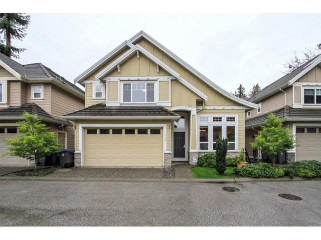 """Main Photo: 13 3502 150A Street in Surrey: Morgan Creek Townhouse for sale in """"Barber Creek Estates"""" (South Surrey White Rock)  : MLS®# F1426014"""