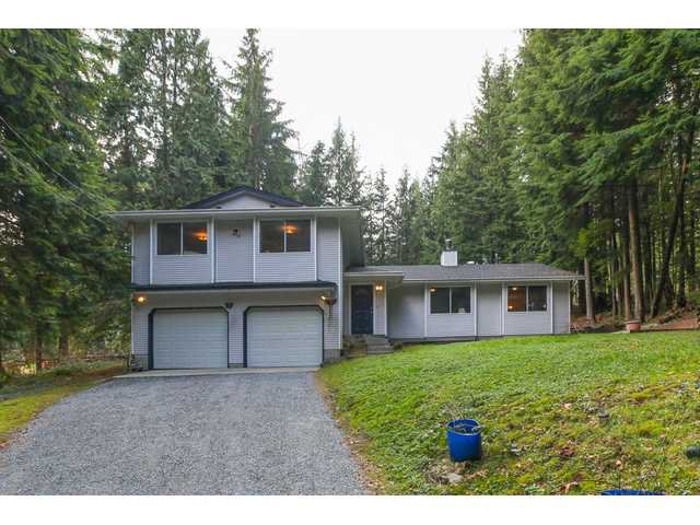 Main Photo: 12115 ROTHSAY Street in Maple Ridge: Northeast House for sale : MLS®# V1107301