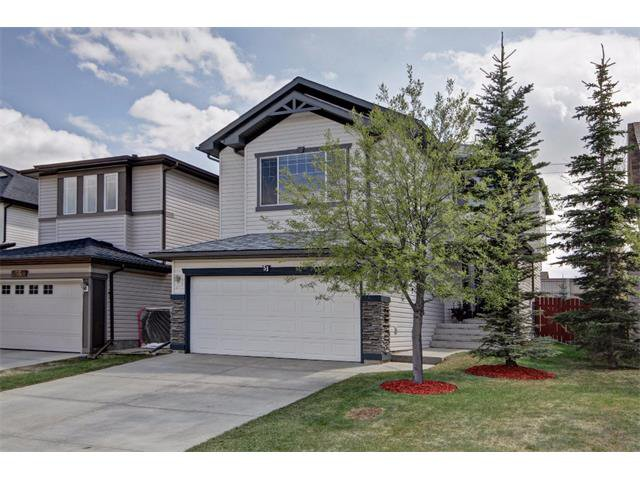 Main Photo: 51 CHAPMAN Circle SE in Calgary: Chaparral House for sale : MLS®# C4011695