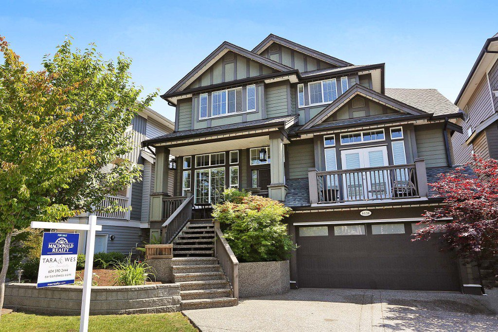 Main Photo: 6128 163B Street in Surrey: Cloverdale BC House for sale (Cloverdale)  : MLS®# F1442598