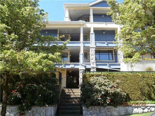 "Main Photo: 205 102 BEGIN Street in Coquitlam: Maillardville Condo for sale in ""CHATEAU D'OR"" : MLS®# V1134782"