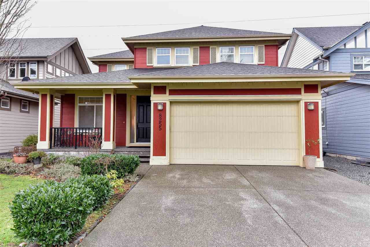 "Main Photo: 8255 108 Street in Delta: Nordel House for sale in ""Sunstone"" (N. Delta)  : MLS®# R2020800"