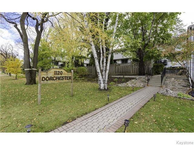 Main Photo: 1120 Dorchester Avenue in Winnipeg: Manitoba Other Condominium for sale : MLS®# 1614901