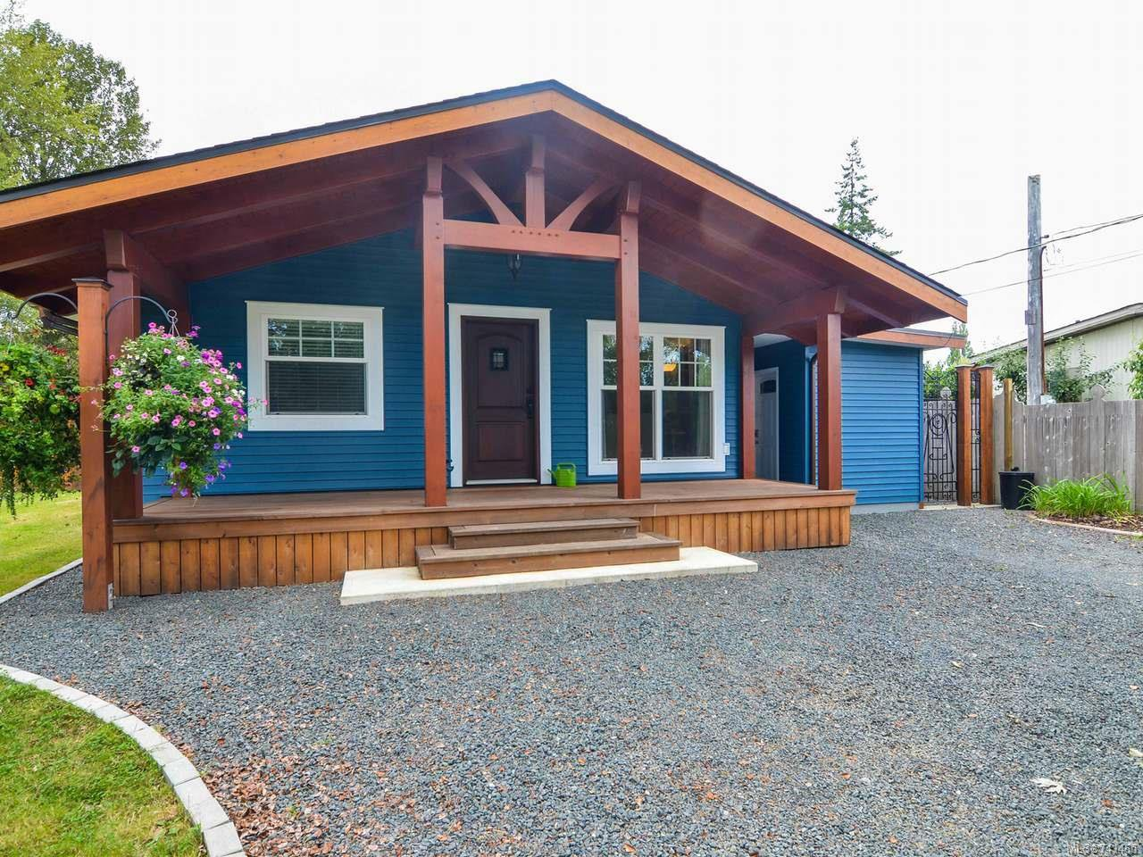 Main Photo: 280 Petersen Rd in CAMPBELL RIVER: CR Campbell River West House for sale (Campbell River)  : MLS®# 741465