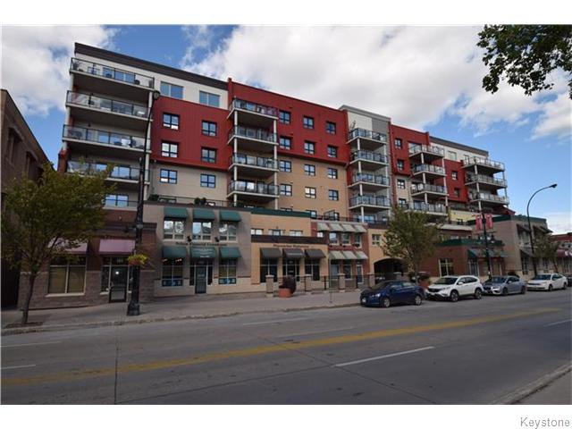 Main Photo: 147 Provencher Boulevard in Winnipeg: St Boniface Condominium for sale (2A)  : MLS®# 1625257