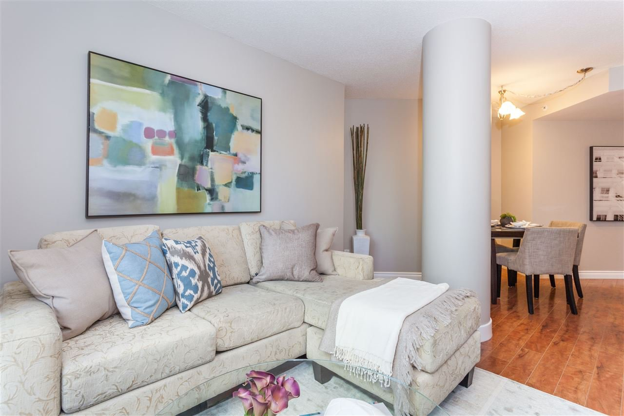 """Photo 2: Photos: 507 58 KEEFER Place in Vancouver: Downtown VW Condo for sale in """"FIRENZE 1"""" (Vancouver West)  : MLS®# R2112041"""