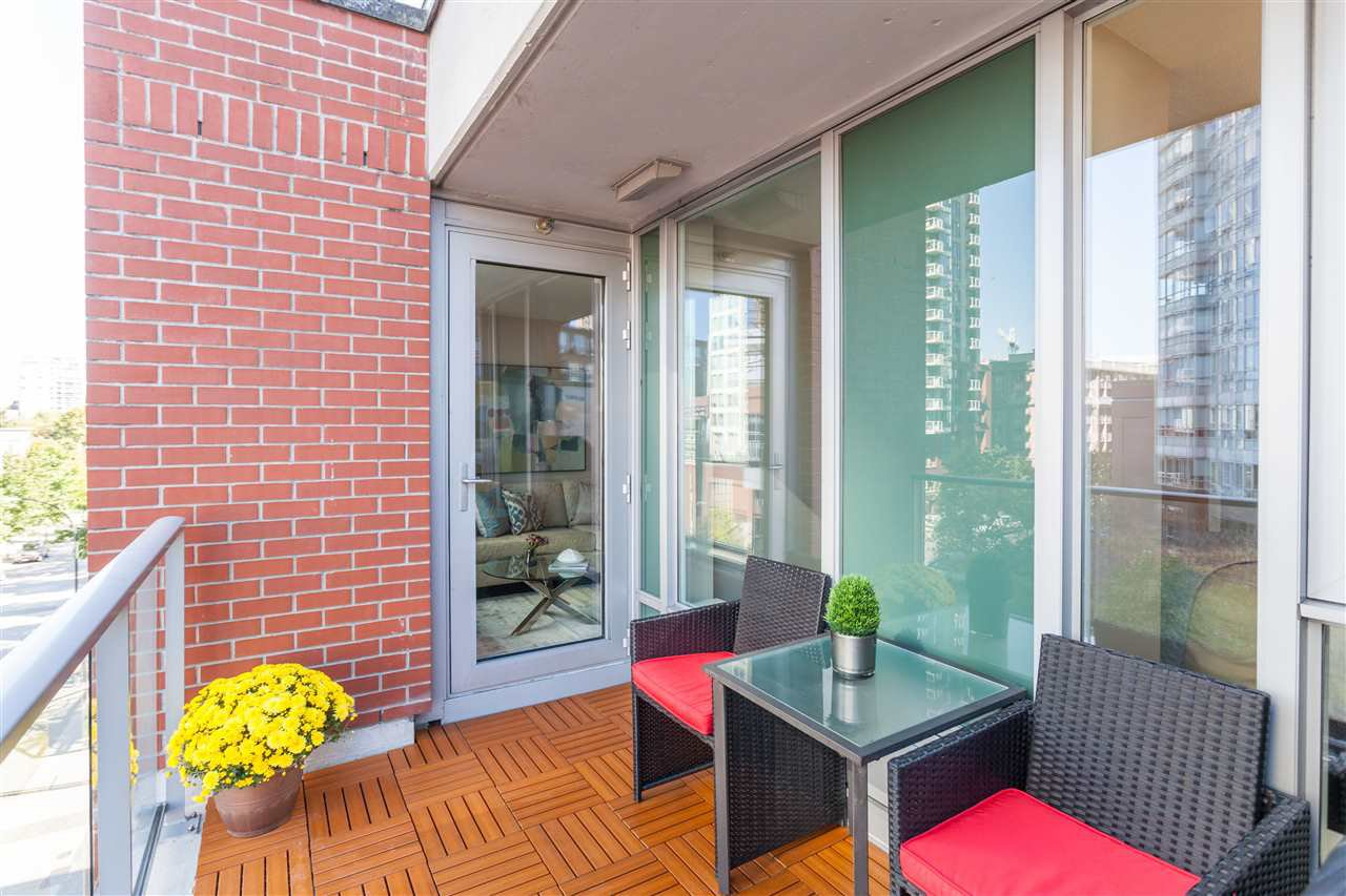 """Photo 13: Photos: 507 58 KEEFER Place in Vancouver: Downtown VW Condo for sale in """"FIRENZE 1"""" (Vancouver West)  : MLS®# R2112041"""