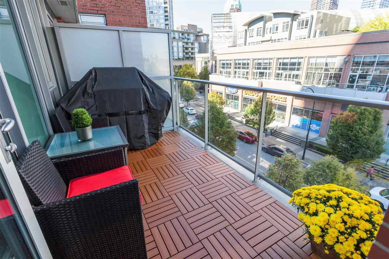 """Photo 12: Photos: 507 58 KEEFER Place in Vancouver: Downtown VW Condo for sale in """"FIRENZE 1"""" (Vancouver West)  : MLS®# R2112041"""
