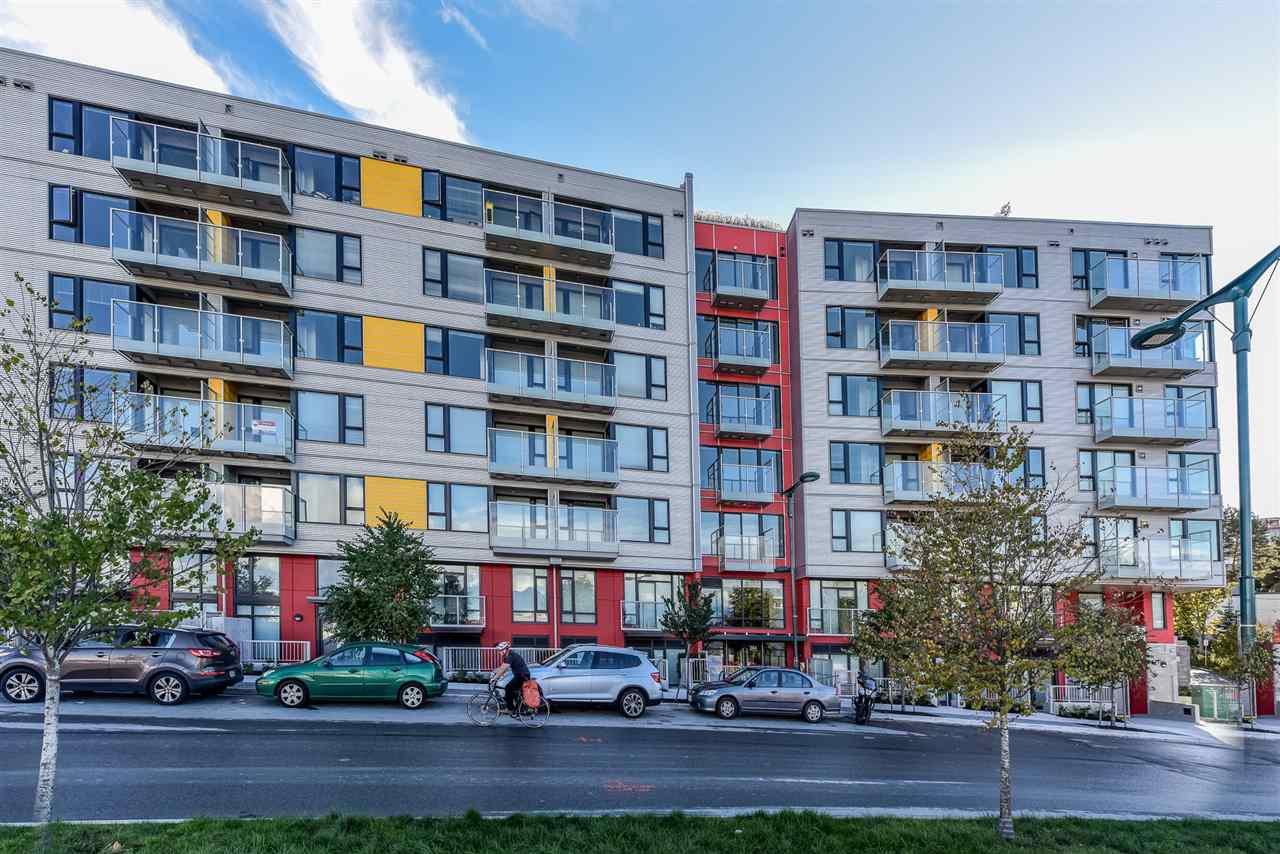 Main Photo: 722 384 E 1ST Avenue in Vancouver: Mount Pleasant VE Condo for sale (Vancouver East)  : MLS®# R2114451