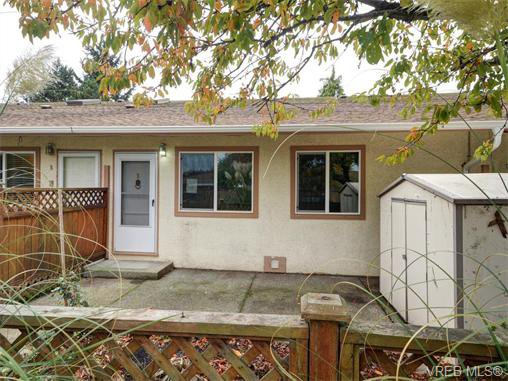 Main Photo: 9 974 Dunford Ave in VICTORIA: La Langford Proper Row/Townhouse for sale (Langford)  : MLS®# 744887