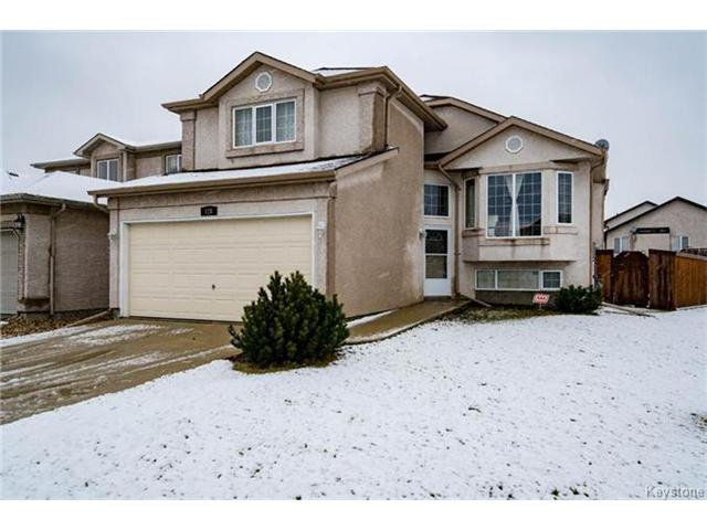Main Photo: 128 Burke Bay in Winnipeg: Royalwood Residential for sale (2J)  : MLS®# 1629967