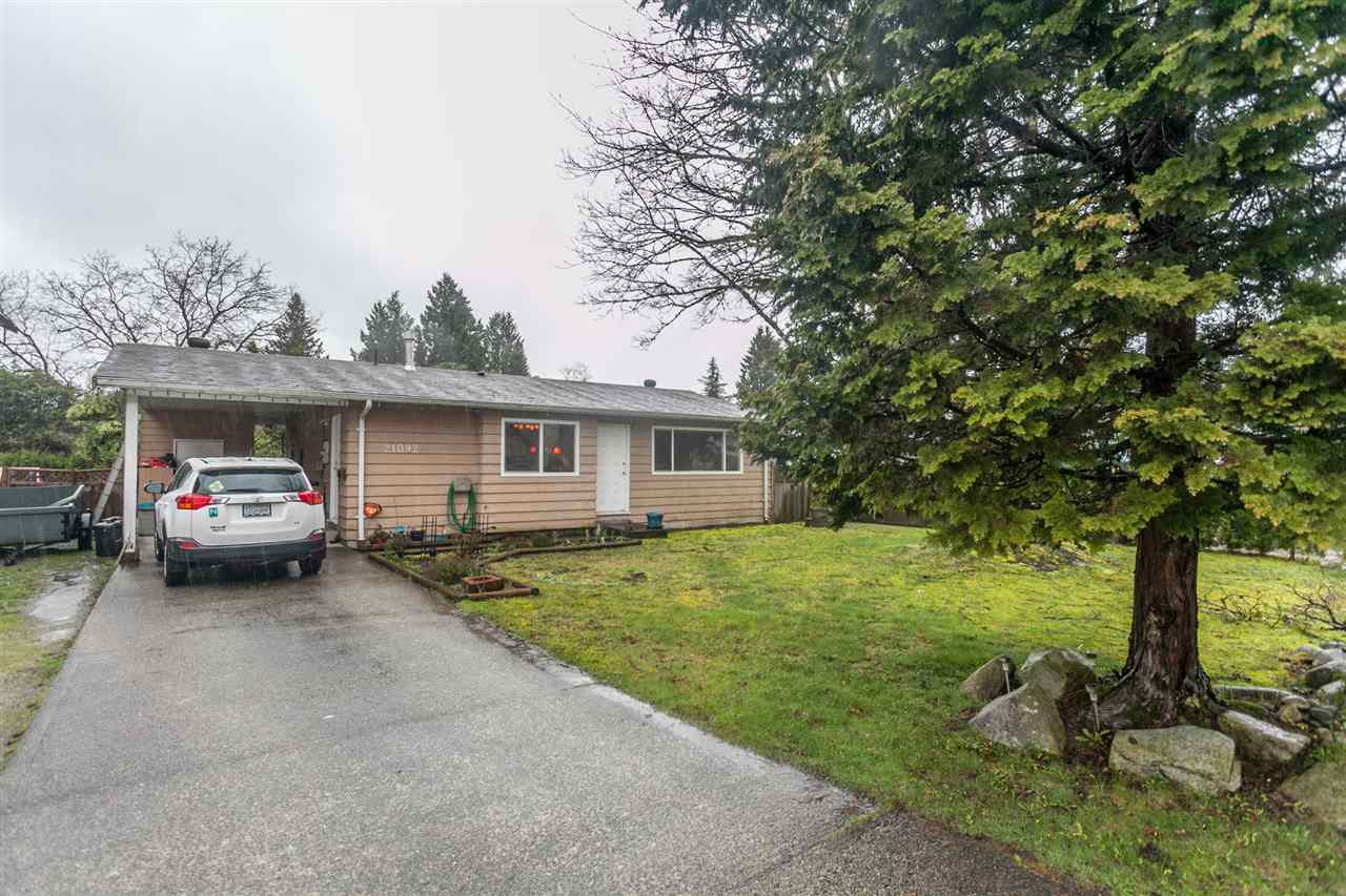 Main Photo: 21092 WICKLUND Avenue in Maple Ridge: Northwest Maple Ridge House for sale : MLS®# R2151756