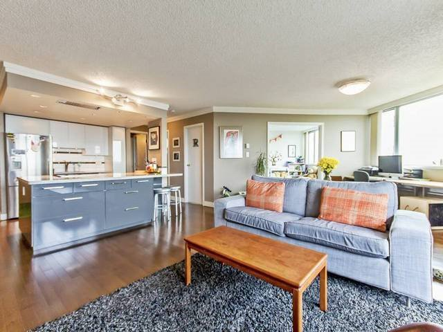 """Main Photo: 1208 3920 HASTINGS Street in Burnaby: Willingdon Heights Condo for sale in """"INGLETON PLACE"""" (Burnaby North)  : MLS®# R2156196"""