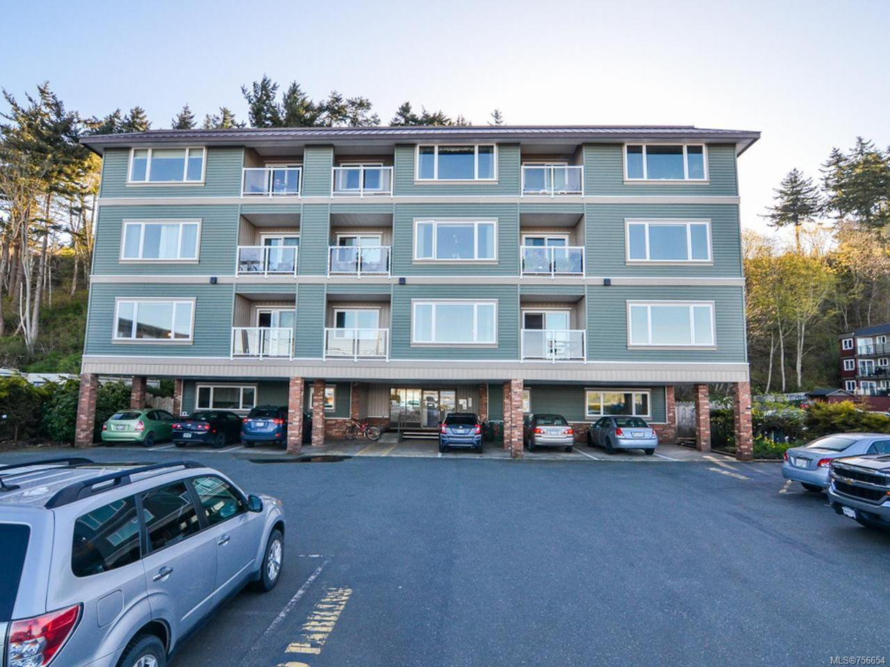 Main Photo: 204 894 S ISLAND S Highway in CAMPBELL RIVER: CR Willow Point Condo for sale (Campbell River)  : MLS®# 756654