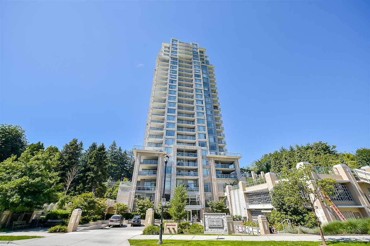 """Main Photo: 1007 280 ROSS Drive in New Westminster: Fraserview NW Condo for sale in """"THE CARLYLE"""" : MLS®# R2194629"""