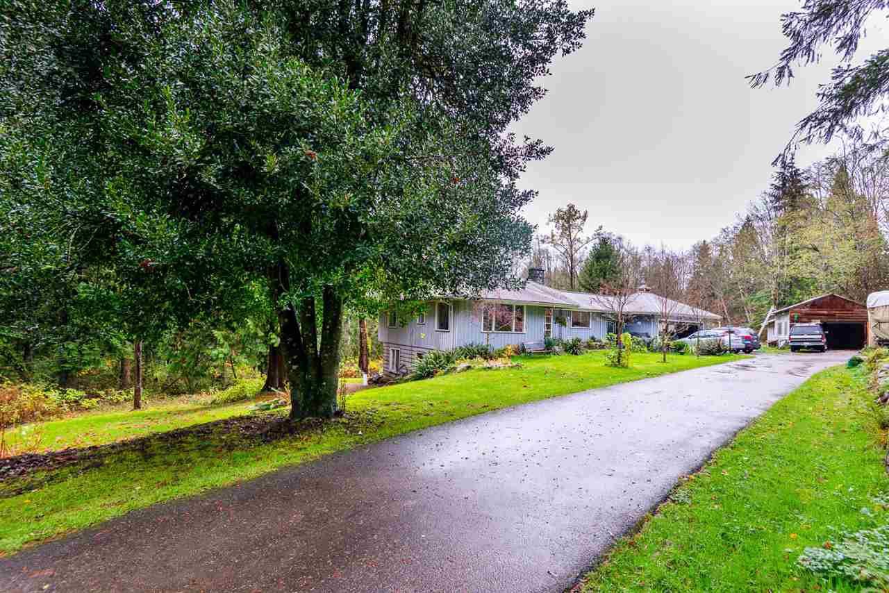 Main Photo: 11092 248 Street in Maple Ridge: Thornhill MR House for sale : MLS®# R2200717
