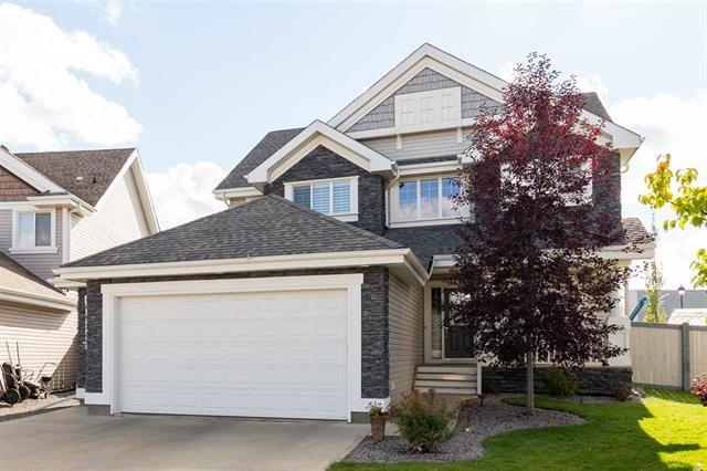 Main Photo: 946 Summerside Link SW in Edmonton: Summerside House for sale : MLS®# E406878