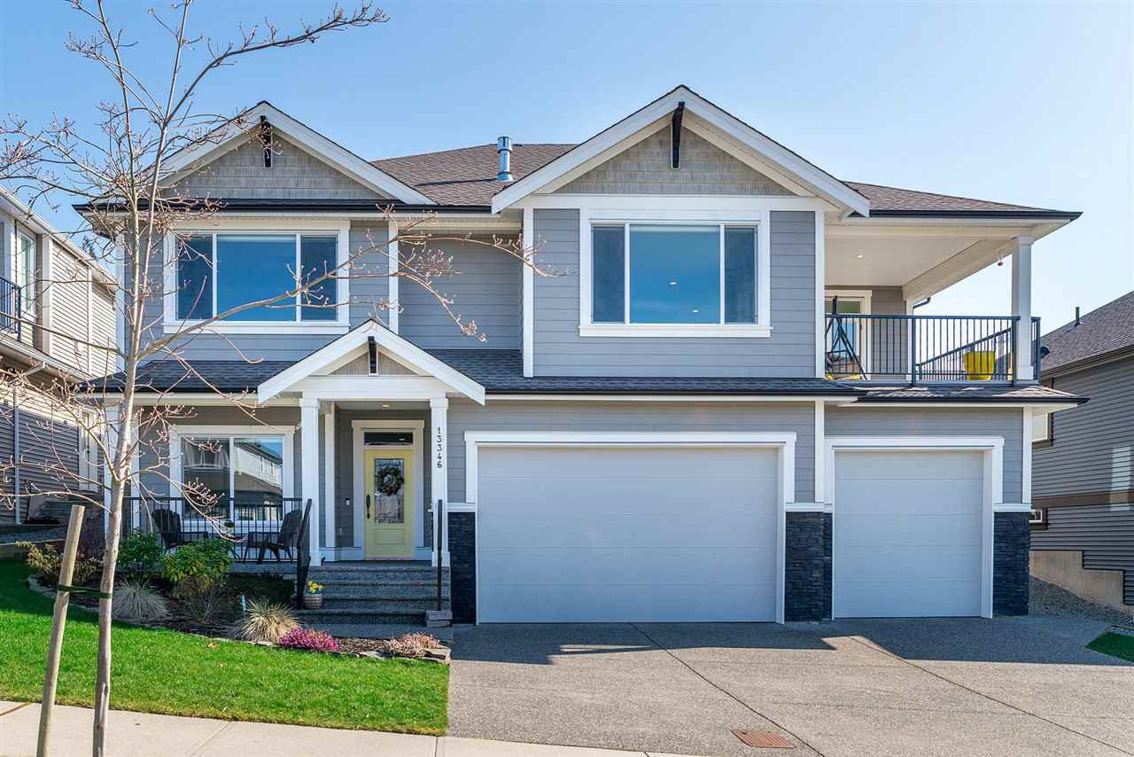 "Main Photo: 13346 235A Street in Maple Ridge: Silver Valley House for sale in ""ROCK RIDGE"" : MLS®# R2247162"