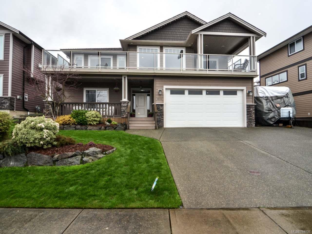 Main Photo: 651 Mariner Dr in CAMPBELL RIVER: CR Willow Point House for sale (Campbell River)  : MLS®# 784038