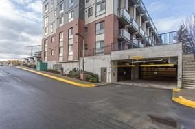 "Main Photo: 106 3090 GLADWIN Road in Abbotsford: Central Abbotsford Condo for sale in ""HUDSON LOFT"" : MLS®# R2266287"