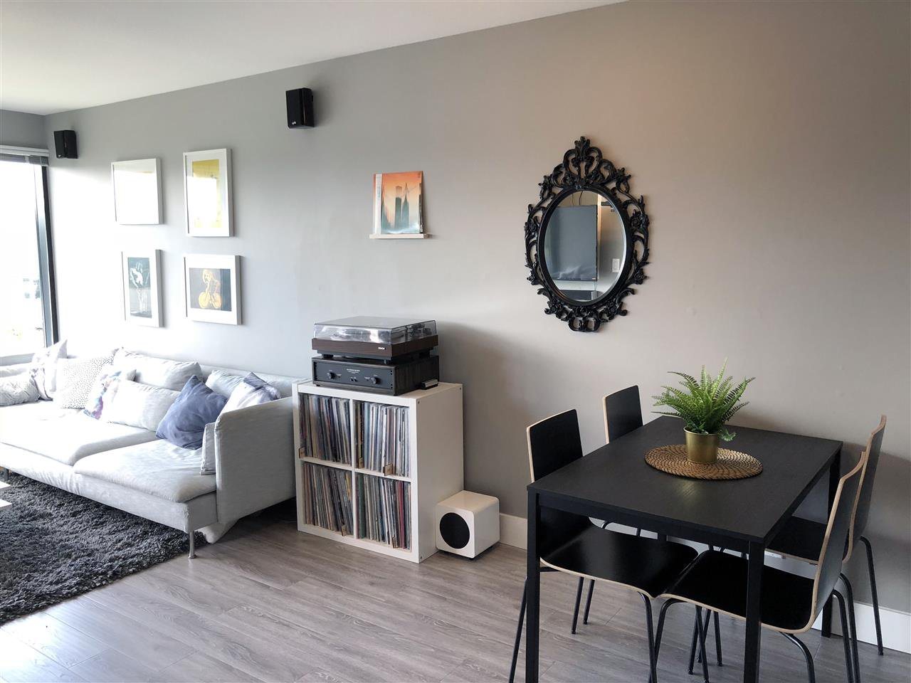 Photo 4: Photos: 404 2525 BLENHEIM Street in Vancouver: Kitsilano Condo for sale (Vancouver West)  : MLS®# R2278188