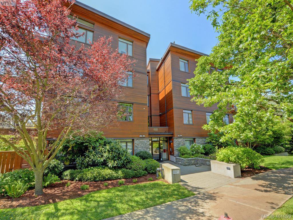 Main Photo: 406 3614 Richmond Road in VICTORIA: SE Mt Tolmie Condo Apartment for sale (Saanich East)  : MLS®# 401899