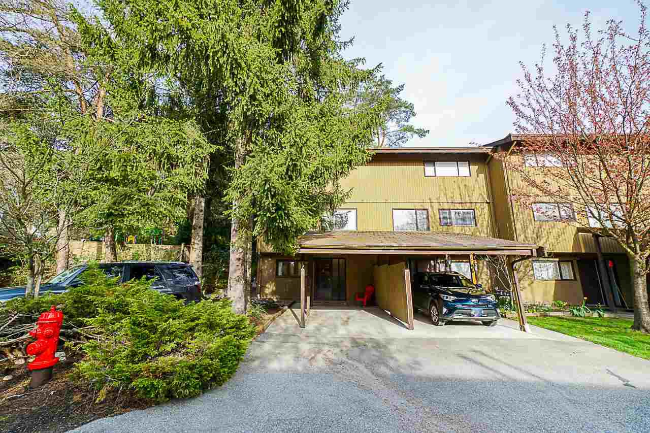 "Main Photo: 2966 MIRA Place in Burnaby: Simon Fraser Hills Townhouse for sale in ""Simon Fraser Hills"" (Burnaby North)  : MLS®# R2359657"