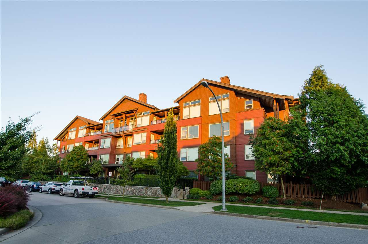 "Main Photo: 410 240 SALTER Street in New Westminster: Queensborough Condo for sale in ""REGATTA"" : MLS®# R2403405"